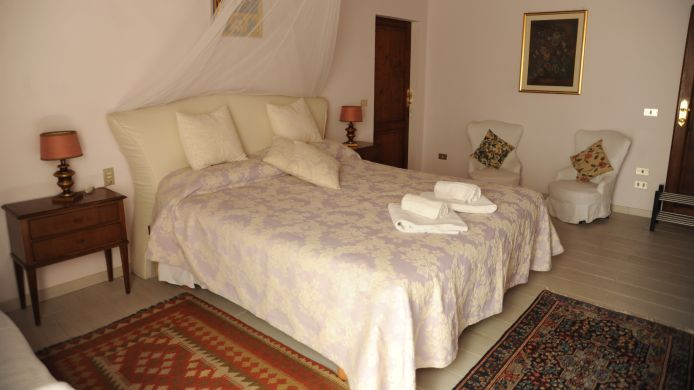 Double room (standard) La Rosa Town House