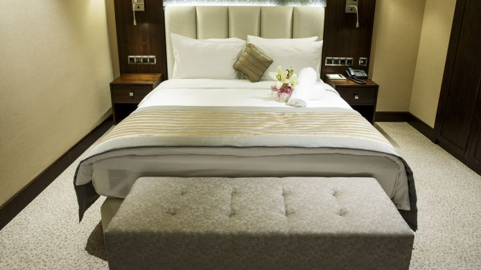 Double room (standard) Clarion Hotel&Suites Istanbul Sisli