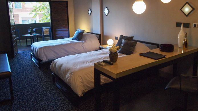 Double room (standard) Prodeo Hotel + Lounge