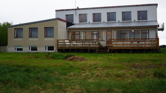 Exterior view Iceland Guesthouse Hvita