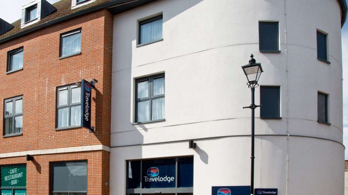 Kamers TRAVELODGE CHICHESTER CENTRAL