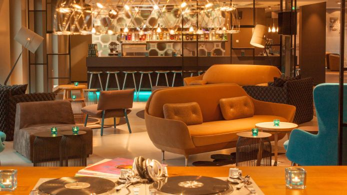 Hotelbar Motel One Berlin-Potsdamer Platz