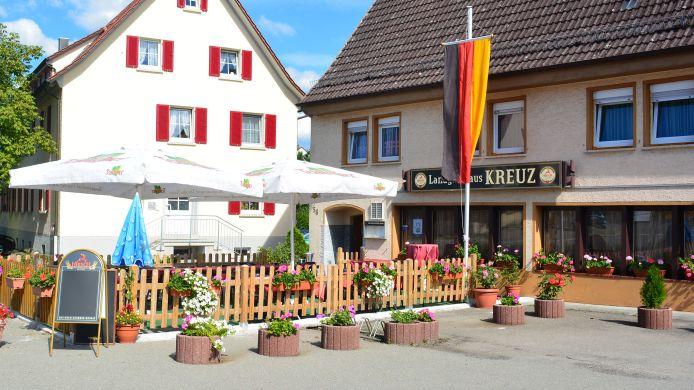 Hotel kreuz landgasthaus frittlingen 3 sterne hotel for Hotelsuche familienzimmer