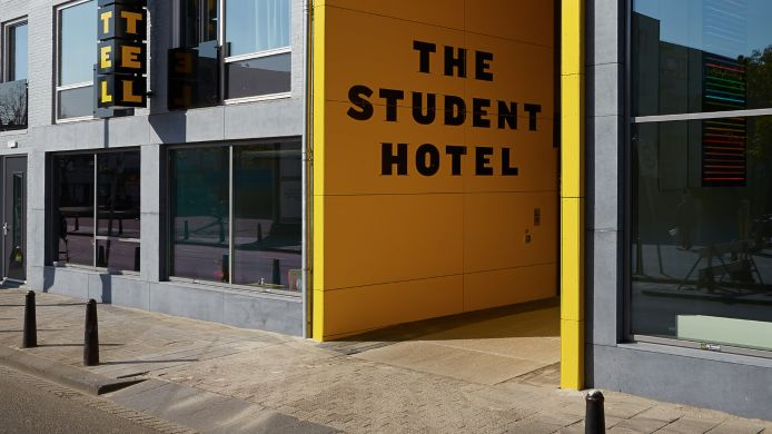 Foto The Student Hotel The Hague