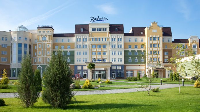 Außenansicht Radisson Resort and Spa Zavidovo