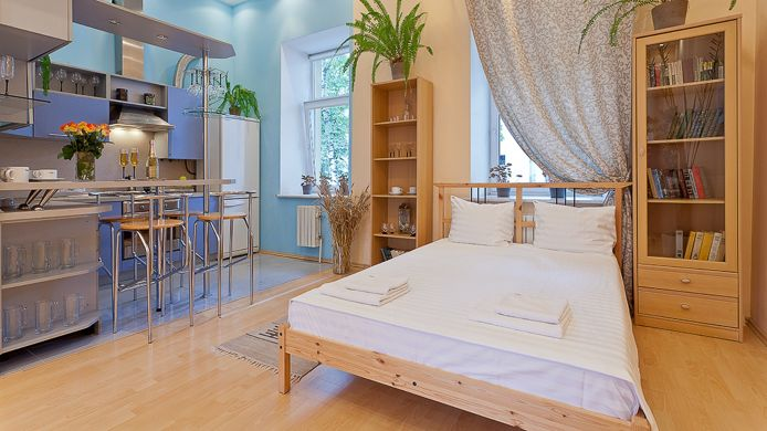 Single room (standard) Prime Apartments 4