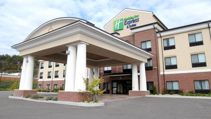 Buitenaanzicht Holiday Inn Express & Suites CAMBRIDGE