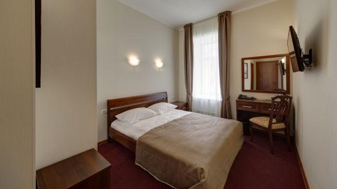 Double room (superior) Solo at Nevskiy