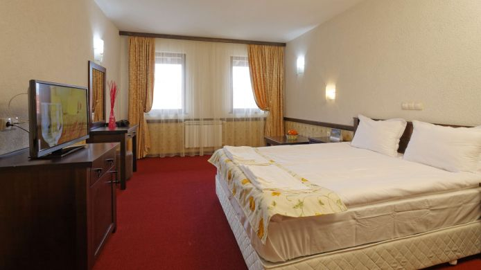 Double room (standard) Trinity Residence and Spa