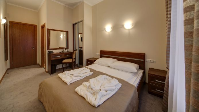 Double room (superior) Solo at Moyka