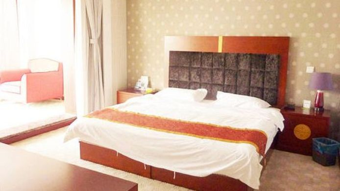 Double room (standard) Guohe Holiday