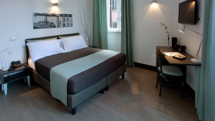 Double room (standard) Il vittoriano Residence