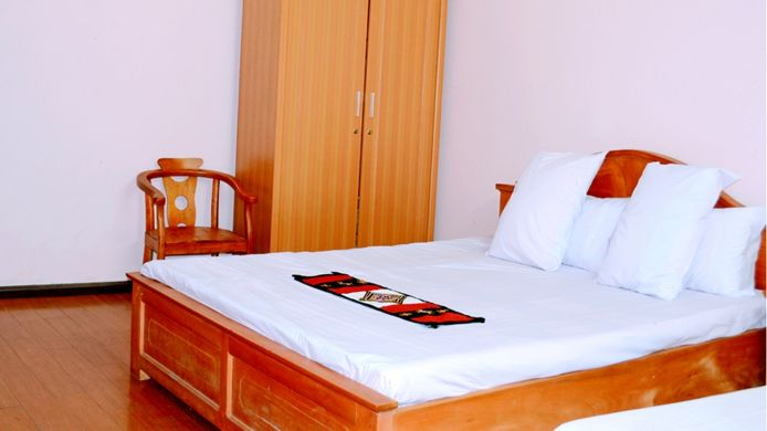 Single room (standard) Asiana Sapa Thac Bac Hotel