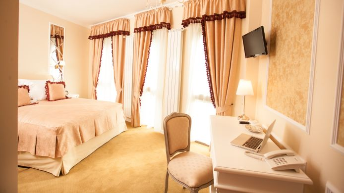 Double room (standard) Boutique Lafayette