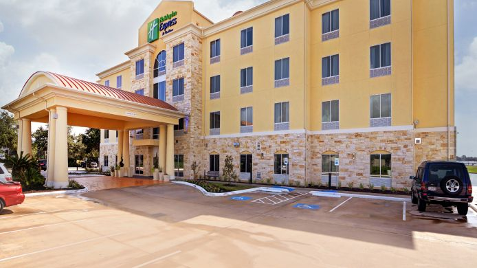 Buitenaanzicht Holiday Inn Express & Suites HOUSTON NORTHWEST-BROOKHOLLOW