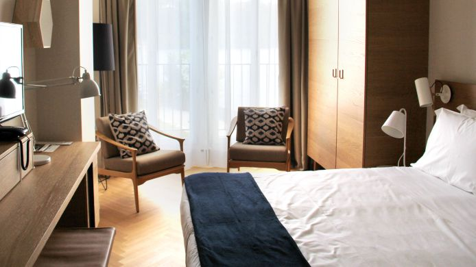 Double room (superior) Hotel de Charme