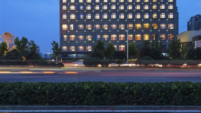 Exterior view Shushan Four Points by Sheraton Hefei