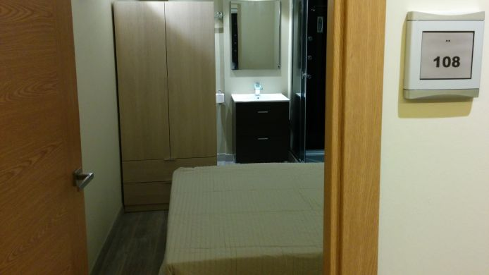 Double room (standard) Hostal Bia