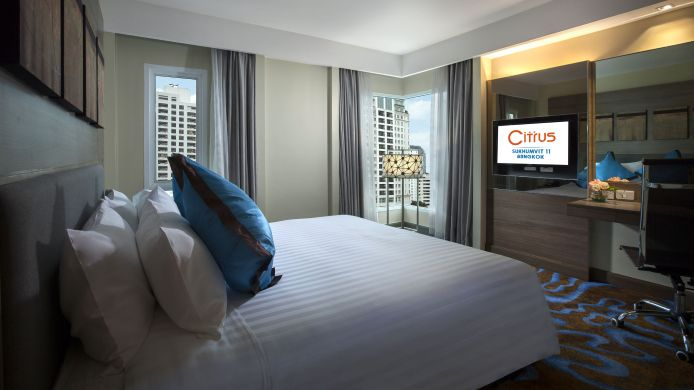 Double room (superior) Citrus Sukhumvit 11 by Compass Hospitality