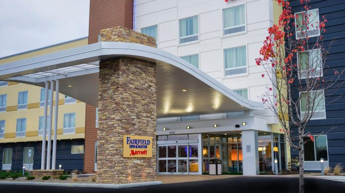 Exterior view Fairfield Inn & Suites Canton South
