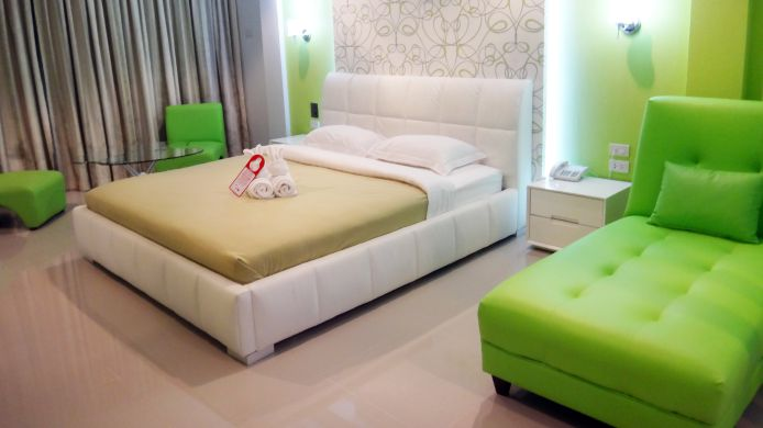 Double room (superior) Access Inn Pattaya