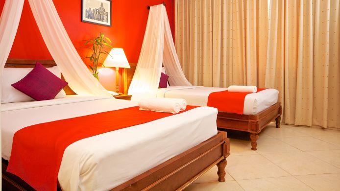Double room (superior) Boutique Cambo Hotel