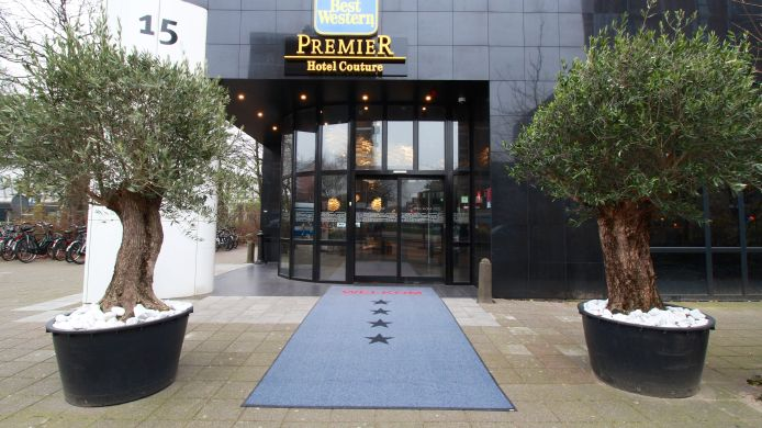 Exterior view Best Western Premier Couture