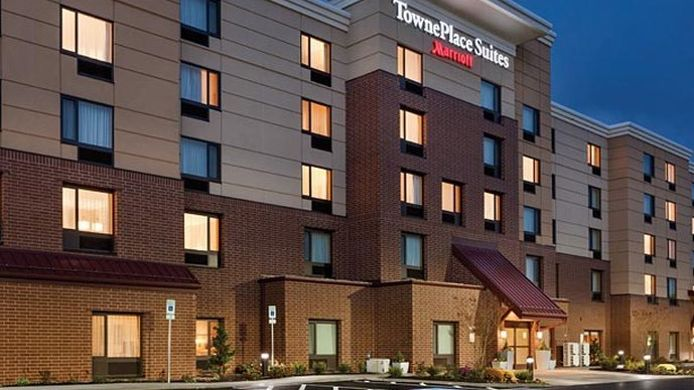 Buitenaanzicht TownePlace Suites Harrisburg West/Mechanicsburg