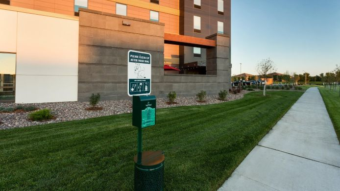 Exterior view Home2 Suites by Hilton Fargo ND