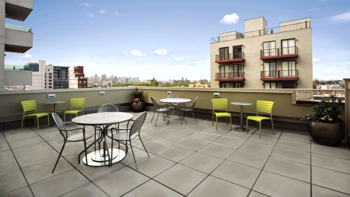 Exterior view Home2 Suites by Hilton New York Long Island City NY