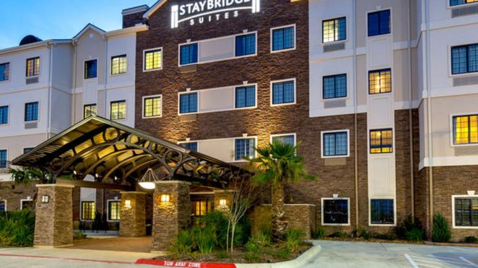 Exterior view Staybridge Suites COLLEGE STATION