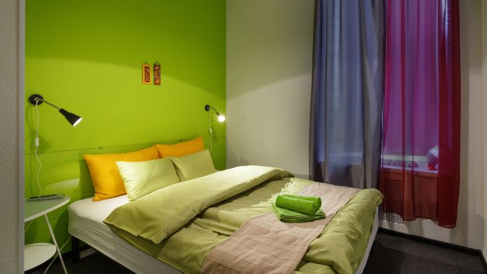 Double room (standard) Station Hotel K43