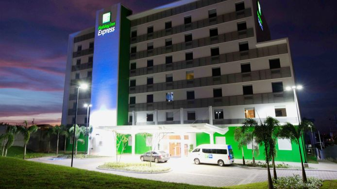 Exterior view Holiday Inn Express MANAGUA