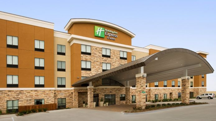Buitenaanzicht Holiday Inn Express & Suites WACO SOUTH
