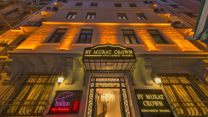 Exterior view By Murat Crown Hotels Taksim
