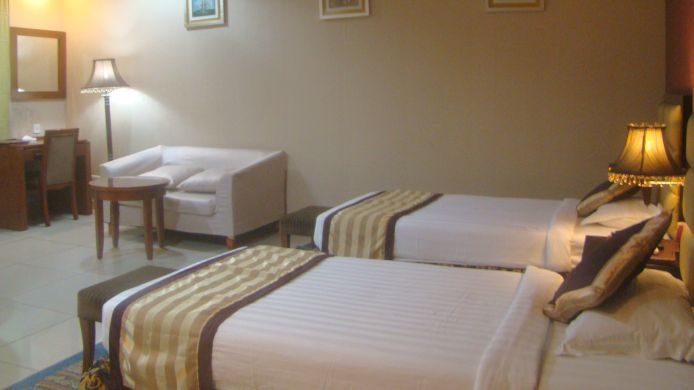Double room (superior) Hotel Gateway Grandeur Christianbasti