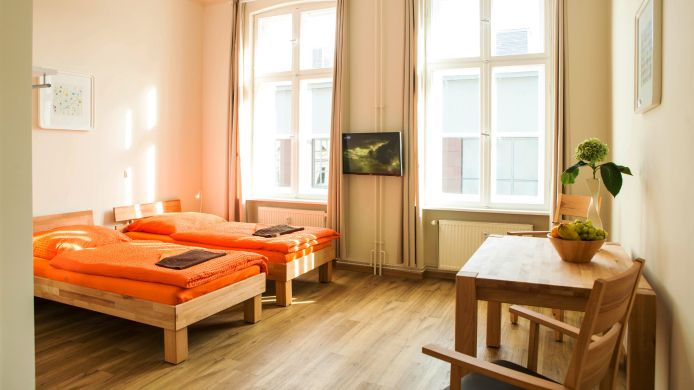 Double room (standard) Apartment-Pension am Stadtschloss