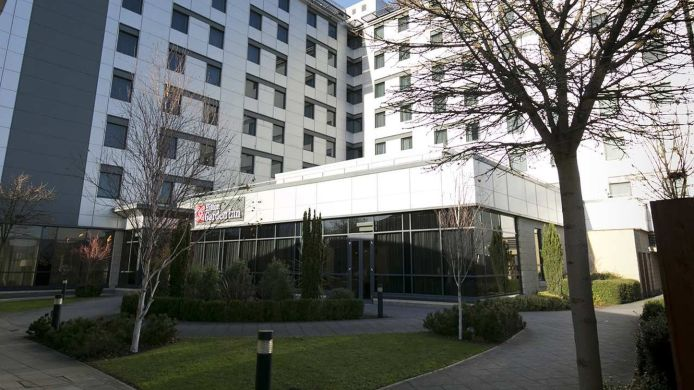 Exterior view Hilton Garden Inn London Heathrow Airport