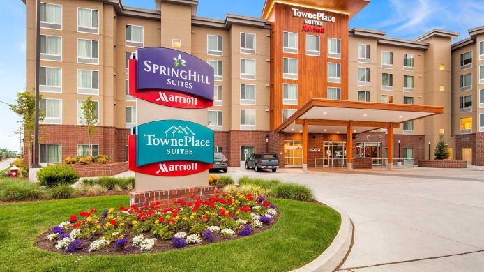 Exterior view TownePlace Suites Bellingham