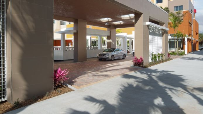 Buitenaanzicht Residence Inn West Palm Beach Downtown/CityPlace Area