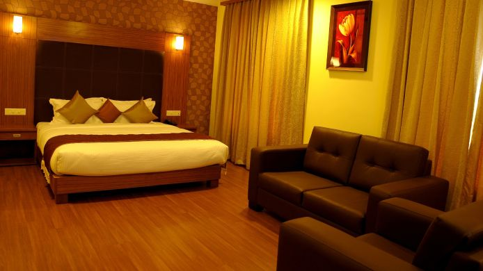 Suite National Residency Mysore
