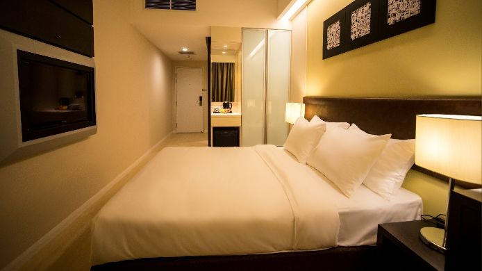 Double room (superior) Best Western Petaling Jaya