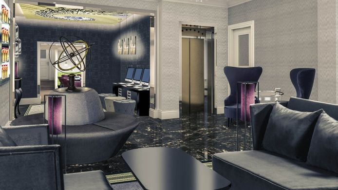 Buitenaanzicht Mercure London Hyde Park Hotel (Opening November 2016)