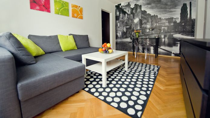 Double room (standard) FRESH Apartments
