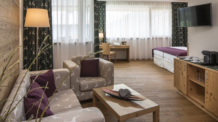 Suite Narzissen Vital Resort