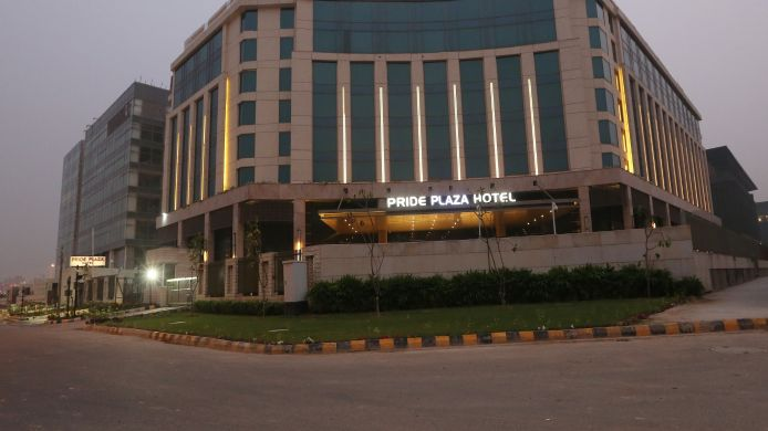 Bild The Pride Plaza Hotel Aerocity