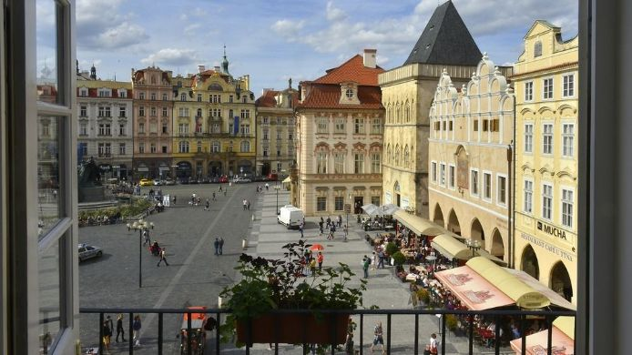 Apartament Apartments by Grand Hotel Praha