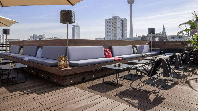 Terrasse Hotel ZOE by AMANO Group
