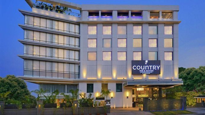 Außenansicht COUNTRY INN AND SUITES MANIPAL