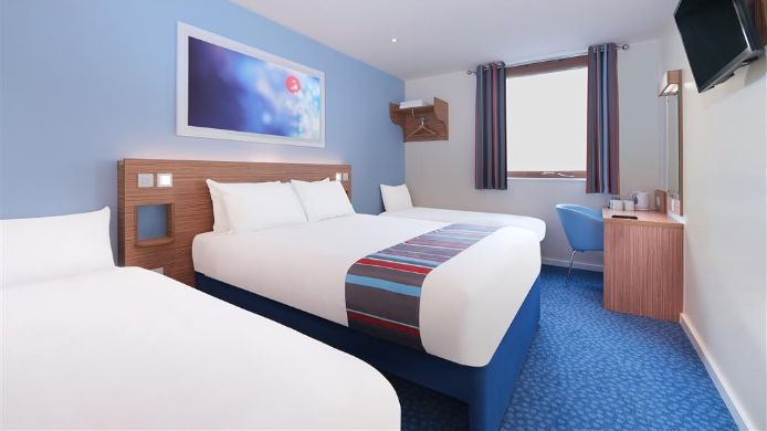 Zimmer TRAVELODGE WESTON-SUPER-MARE